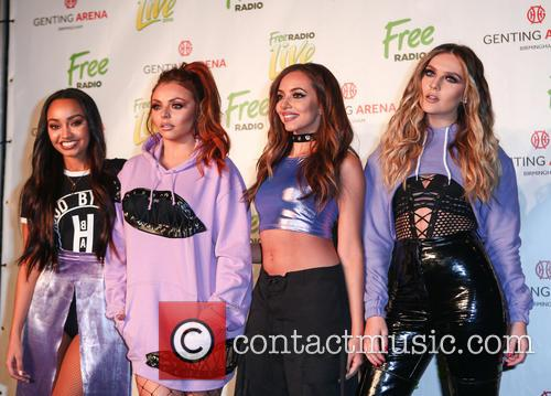 Little Mix, Leigh-ann Pinnock, Jesy Nelson, Jade Thirlwall and Perrie Edwards 4