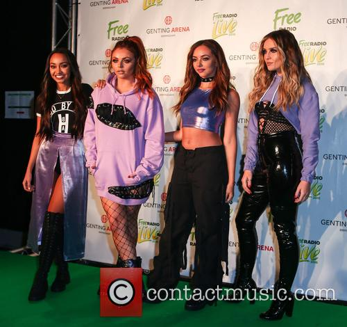 Little Mix, Jesy Nelson, Leigh-ann Pinnock, Jade Thirlwall and Perrie Edwards 6