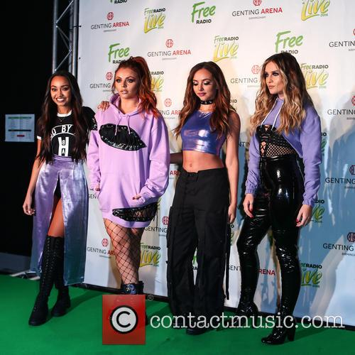 Little Mix, Jesy Nelson, Leigh-ann Pinnock, Jade Thirlwall and Perrie Edwards 7
