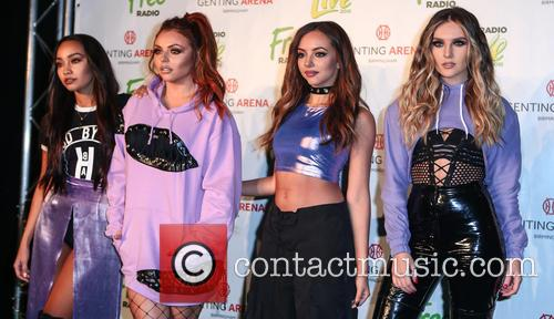 Little Mix, Jesy Nelson, Leigh-ann Pinnock, Jade Thirlwall and Perrie Edwards 8