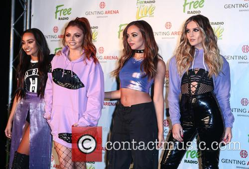 Little Mix, Jesy Nelson, Leigh-ann Pinnock, Jade Thirlwall and Perrie Edwards 10