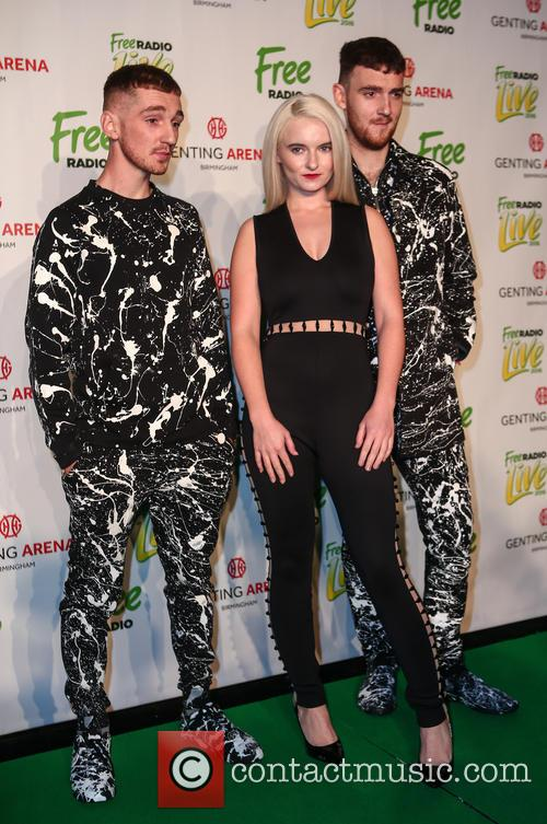 Clean Bandit, Grace Chatto, Jack Patterson and Luke Patterson