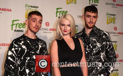 Clean Bandit, Grace Chatto, Jack Patterson and Luke Patterson 2