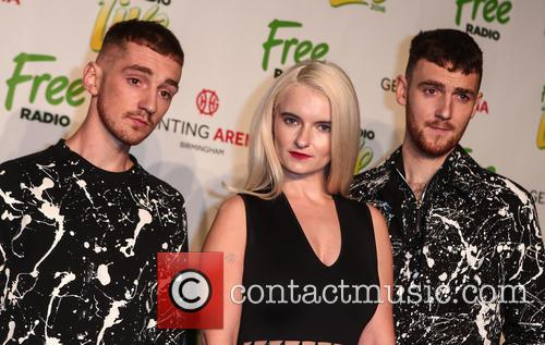 Clean Bandit, Grace Chatto, Jack Patterson and Luke Patterson 3