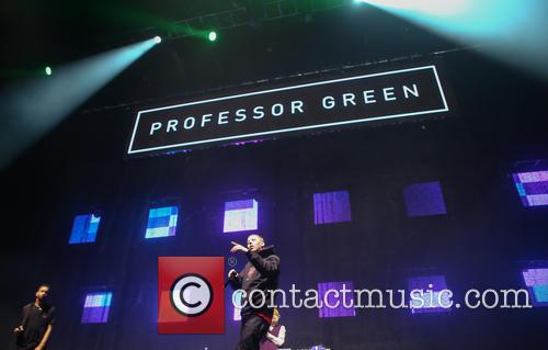 Professor Green and Stephen Manderson 6