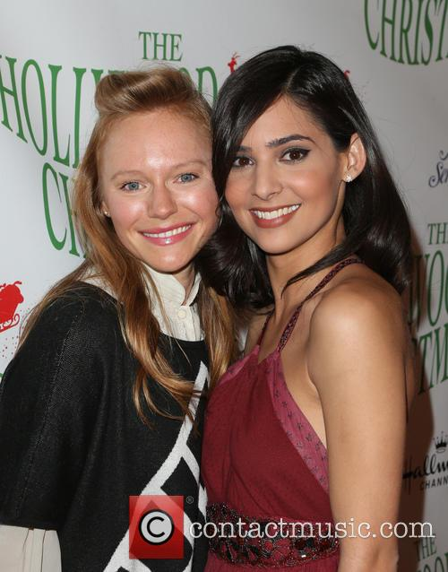 Marci Miller and Camila Banus
