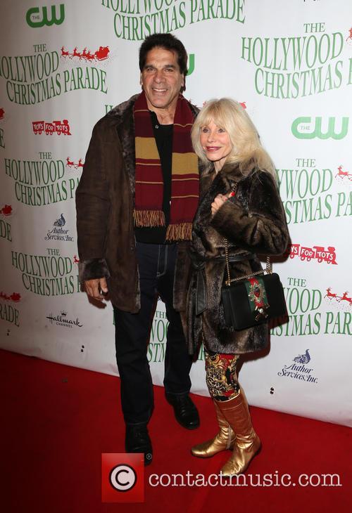 Lou Ferrigno and Carla Ferrigno 1