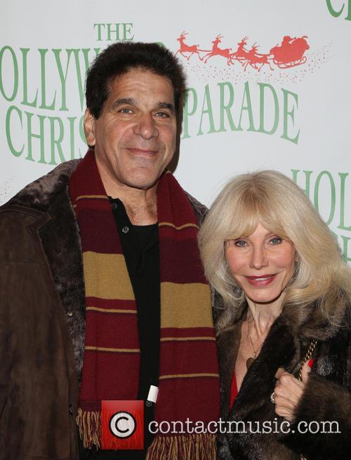 Lou Ferrigno and Carla Ferrigno 2
