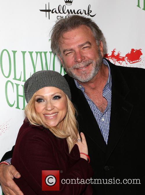 Leigh-allyn Baker and Bill Engvall 2