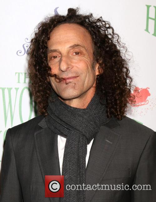 Kenny G and Aka Kenny Gorelick