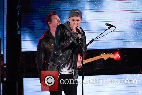 OneRepublic Performs at 104th Grey Cup
