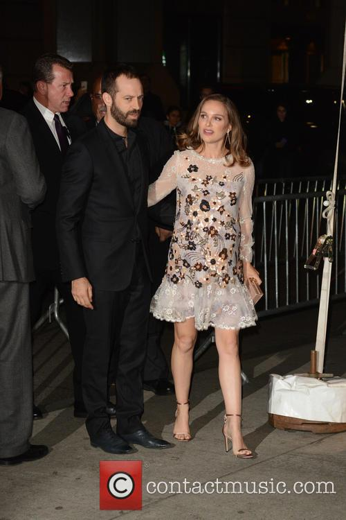 Benjamin Millepied and Natalie Portman 1