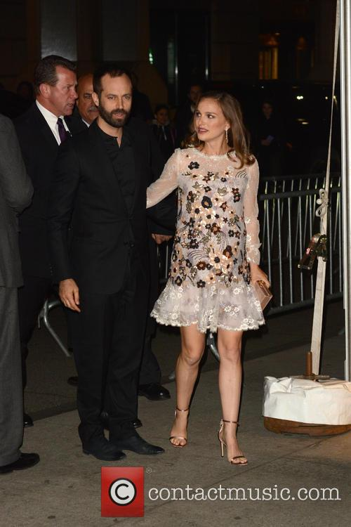 Benjamin Millepied and Natalie Portman 2