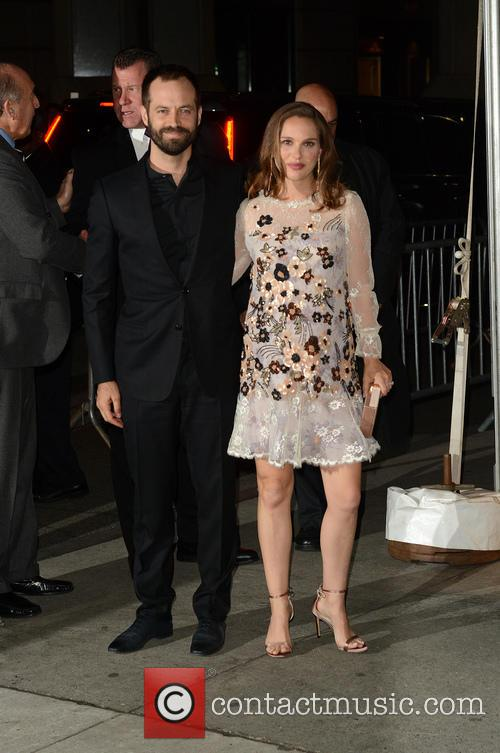 Benjamin Millepied and Natalie Portman 3