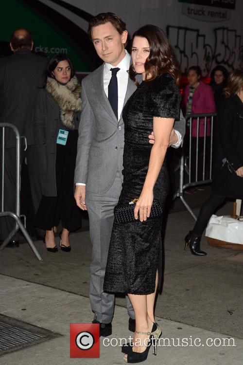 Jj Feild and Neve Campbell 2
