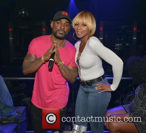 Dj Steve J and Mary J. Blige