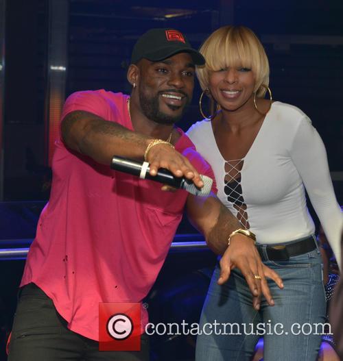 Dj Steve J and Mary J. Blige 3