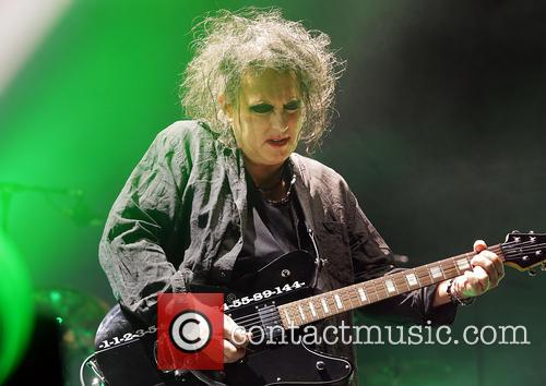The Cure and Robert Smith 4