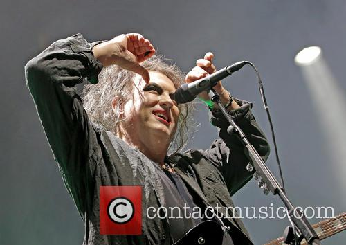 The Cure and Robert Smith 6