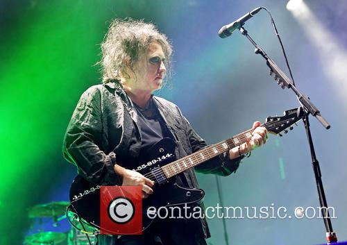 The Cure and Robert Smith 8