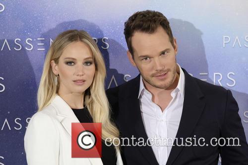 Jennifer Lawrence and Chris Pratt 6