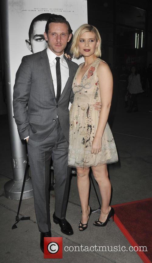Jamie Bell and Kate Mara 1