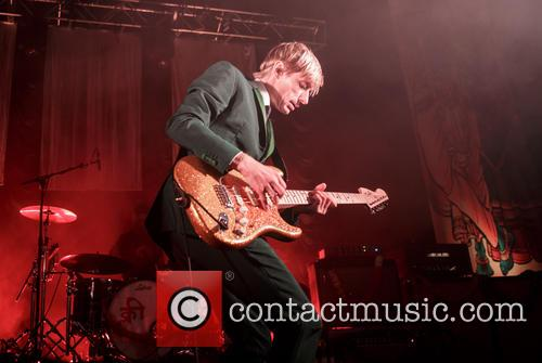 Kula Shaker perform live in concert