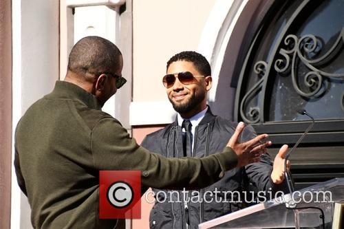 Lee Daniels and Jussie Smollet 3
