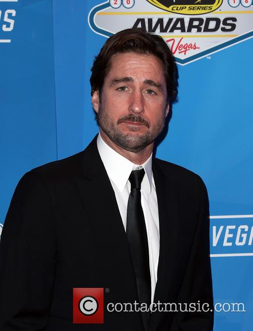 Luke Wilson at the NASCAR Sprint Cup Series Awards
