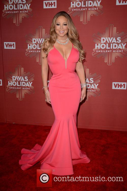 Mariah Carey at VH1's Divas Holiday: Unsilent Night