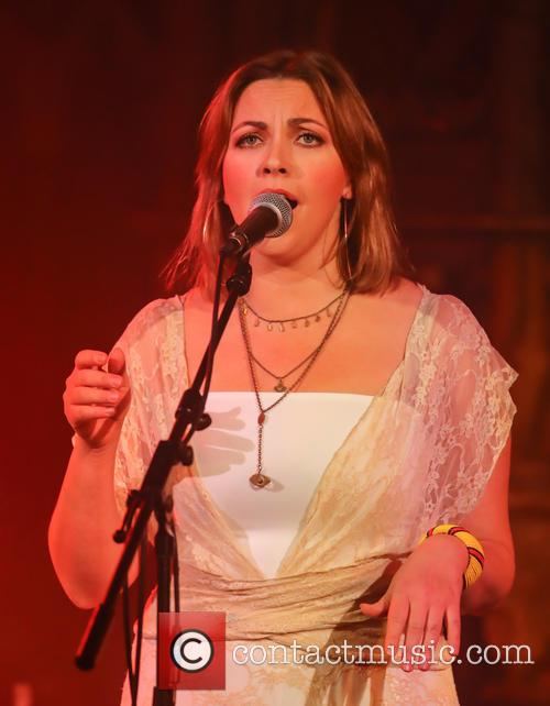 Charlotte Church performs live at Union Chapel
