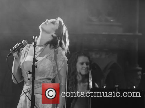 Charlotte Church performing at Union Chapel