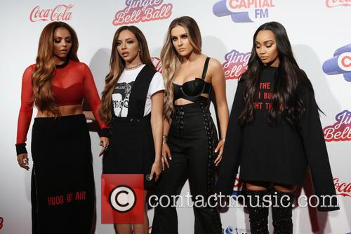 Jesy Nelson, Jade Thirlwall, Perrie Edwards and Leigh-anne Pinnock 6