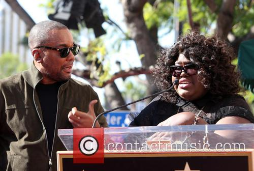 Lee Daniels and Gabourey Sidibe