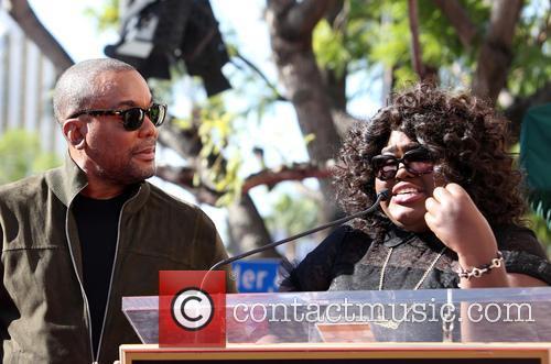 Lee Daniels and Gabourey Sidibe 3