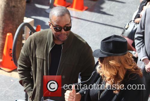 Lee Daniels and Queen Latifah 5