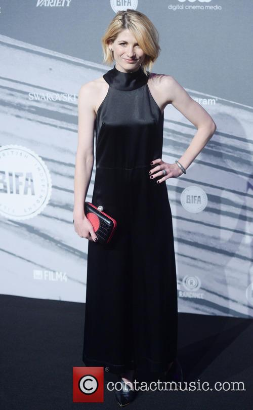 Jodie Whittaker at the British Independent Film Awards