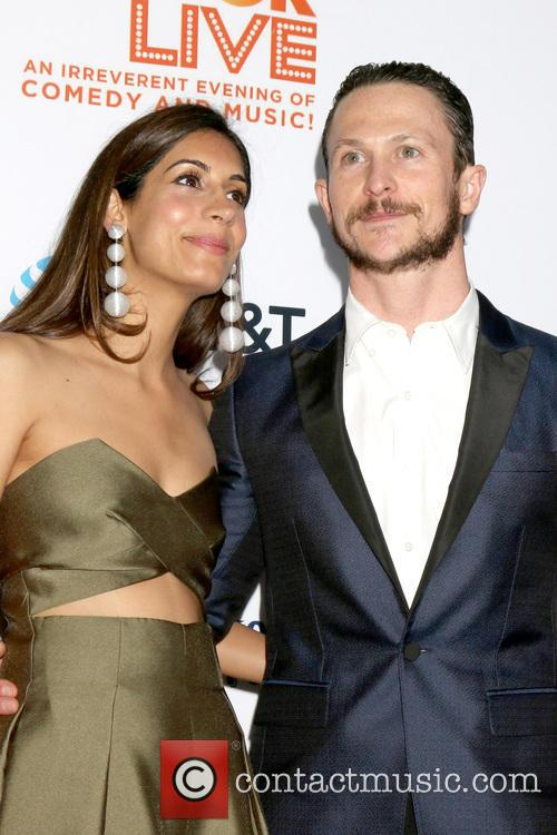Tara Tucker and Jonathan Tucker