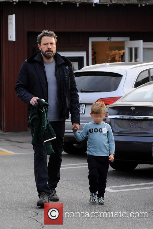 Ben Affleck and Samuel Garner Affleck 7