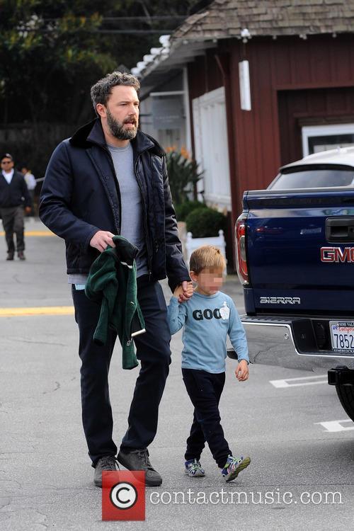 Ben Affleck and Samuel Garner Affleck 9