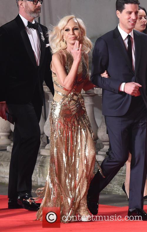 Donnatella Versace 1