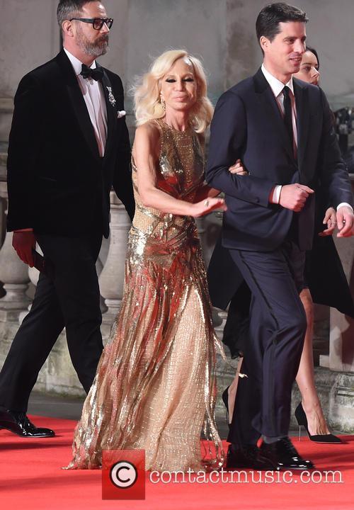Donnatella Versace 2