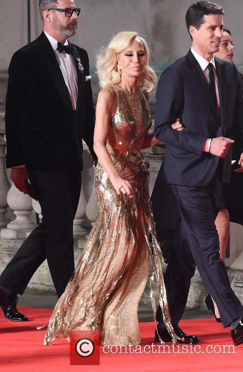 Donnatella Versace 3