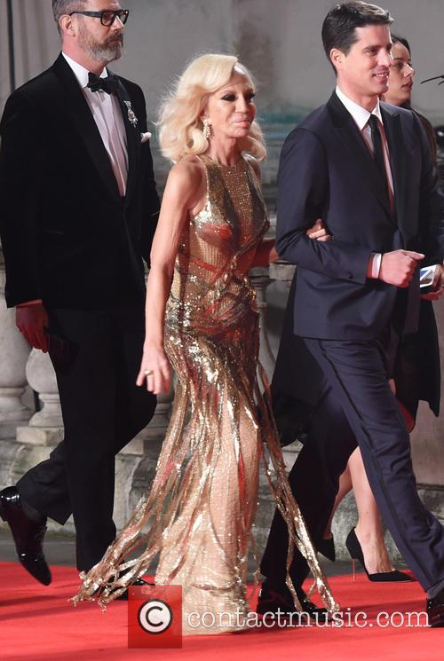 Donnatella Versace 4