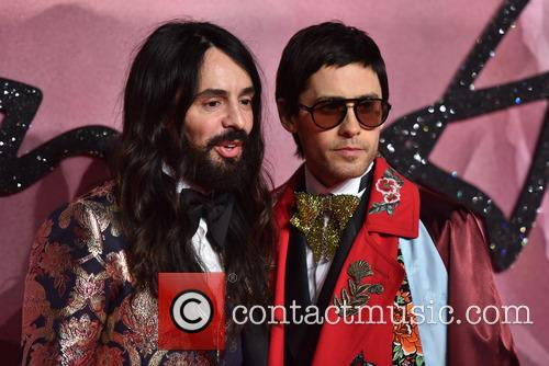 Alessandro Michele and Jared Leto 1