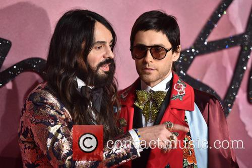 Alessandro Michele and Jared Leto 3