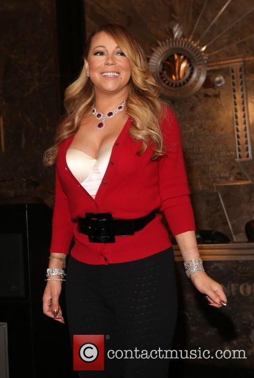 Mariah Carey Flips the Switch at the Empire...