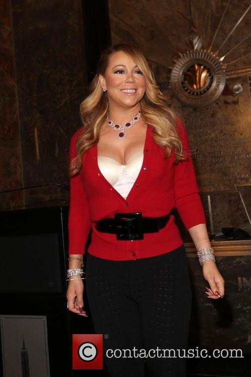 Mariah Carey Wishes You A Merry Christmas With New 'Here Comes Santa Claus' Video