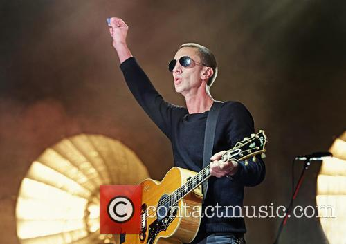 Richard Ashcroft Performing at Liverpool Echo Arena