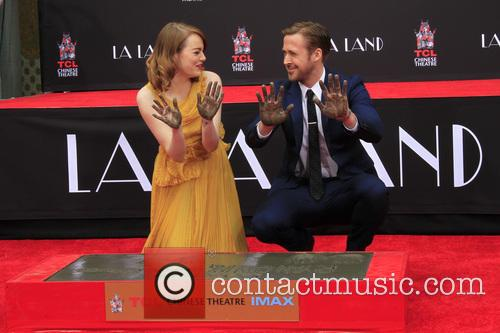 Emma Stone and Ryan Gosling 7